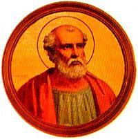 Immagine di papa San Zosimo