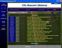 scudetto championship manager 01 02