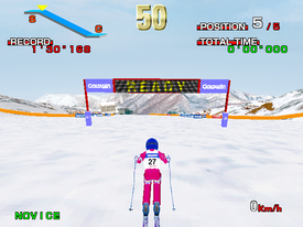 Alpine Racer screenshot.png