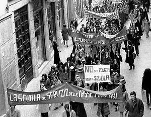 I GIOVANI CHOOSY E IL NUOVO '68, PURE MIGLIORE