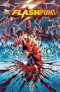 Flashpoint (Vol. 2[2]) n. 1, disegni di Kubert e Hope-Archer