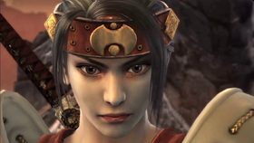 Taki in Soulcalibur IV