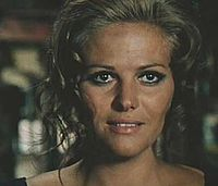 Claudia Cardinale in