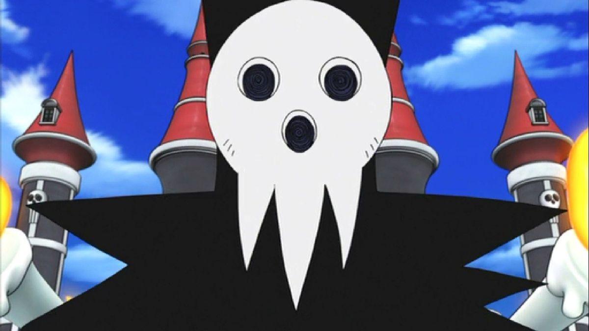 shinigami soul eater wikipedia