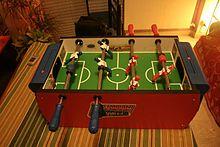 Calcio balilla wikipedia - Calcio balilla da tavolo ...
