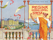 Hotel Palace Regina
