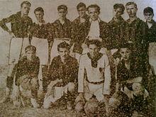 Lo Sporting Club Foggia nel 1923