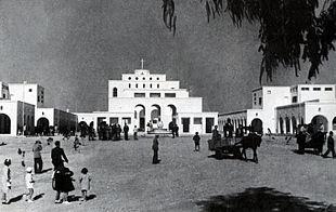 Nuovi Borghi Rurali Nel Periodo Fascista Wikipedia