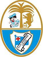 Il vecchio logo dell'USD Sanremese Calcio 1904, adottato fino al 2015.