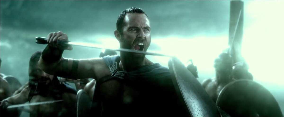 300 the rise of an empire - 1 9