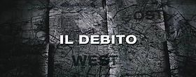 Il debito - The Debt.JPG