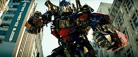 Optimus Prime in versione cinematografica