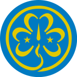 Logo World Association of Girl Guides and Girl ScoutsAssociation mondiale des guides et éclaireusesAsociación Mundial de las Guías Scouts