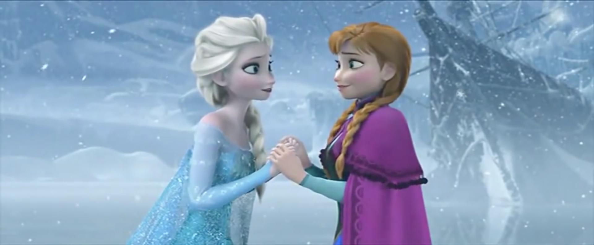 Frozen il regno di ghiaccio wikipedia
