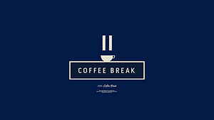 Logo del programma Coffee Break