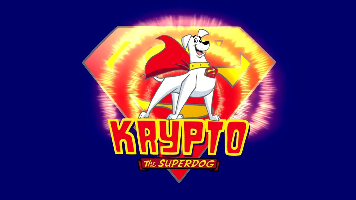 Krypto the superdog wikipedia