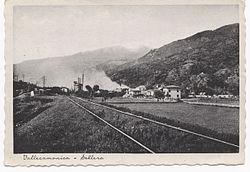 Anni '50 - Località Scianica.