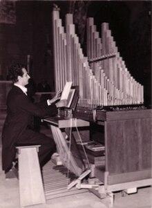 Giorgio questa wikipedia for L organo portativo