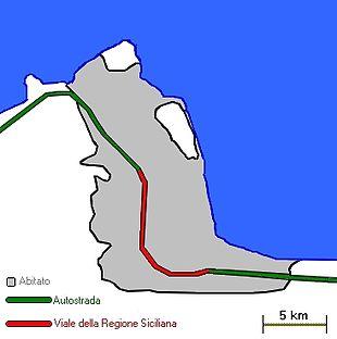 Viale della Regione Siciliana