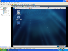 Fedora Linux 9 su VMware Workstation