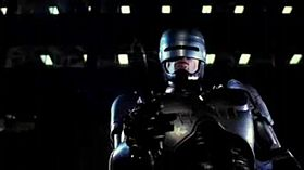Alex Murphy come RoboCop