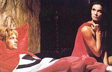 Florinda Bolkan e Lino Capolicchio in Metti, una sera a cena (1969) di Giuseppe Patroni Griffi