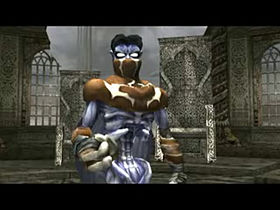 Raziel in Legacy of Kain: Defiance