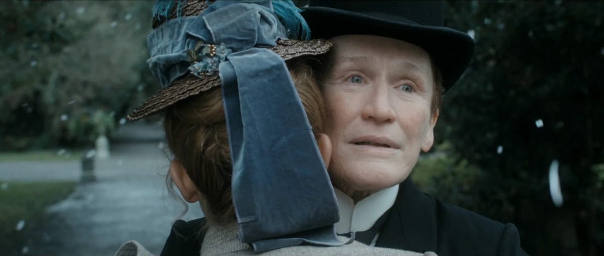 'Albert Nobbs' review: Story a little too creepy - SFGate