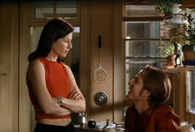Catherine Keener e Matthew Modine in una scena del film