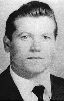Ultima foto giovanile conosciuta di Provenzano nel 1959.