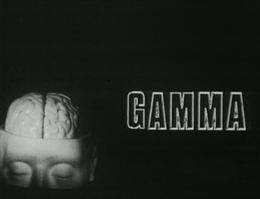 sigla sceneggiato gamma