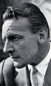 Piero Pastore nel 1953