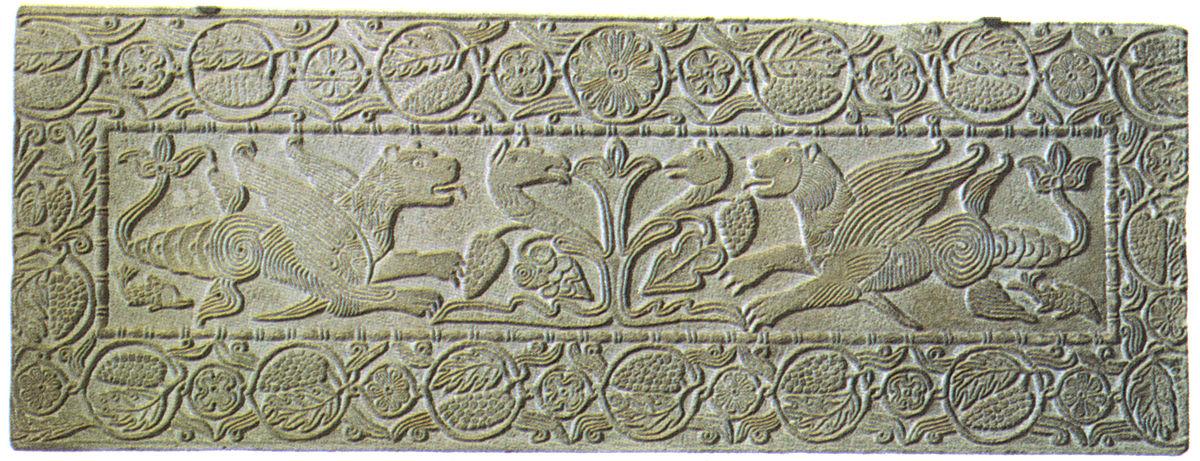 Arte longobarda wikipedia for Decorazione wikipedia