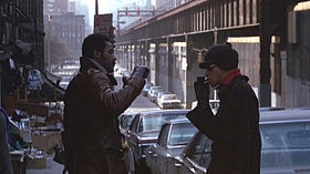 Shaft nel film del 1971