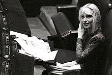 Ilona Staller deputata del Partito Radicale
