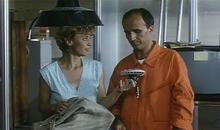 Margherita Buy e Paolo Hendel ne La settimana della Sfinge (1990)