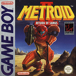 Cover di Metroid II