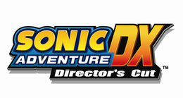 Sonic Adventure DX Director's Cut logo.png