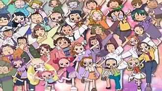 Personaggi di Magica DoReMi