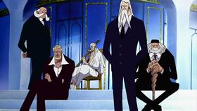 Governo mondiale (One Piece)
