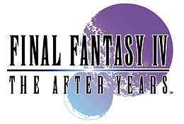 Logo di Final Fantasy IV: The After Years