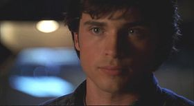 Tom Welling interpreta Clark Kent in Smallville