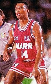 Darnell Valentine (1991 92)