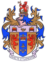 KCL Coat of arms.png