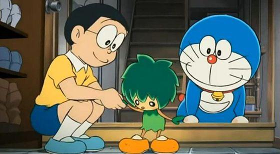Doraemon: Nobita và người khổng lồ xanh - Image 1