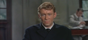 Peter O'Toole in una scena del film