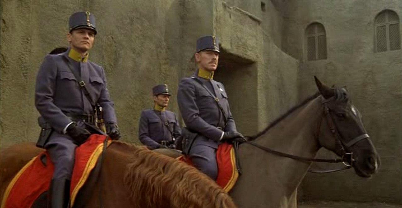 Deserto dei Tartari screenshot film