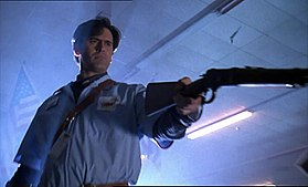 Ash Williams in L'armata delle tenebre.