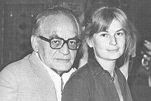 De Laurentiis con la figlia Raffaella