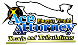 Phoenix Wright- Ace Attorney - Trials and Tribulations logo.png